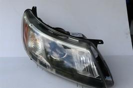 08-11 Saab 9/3 9-3 93 Headlight Head Light Lamp Xenon HID Passenger Right RH