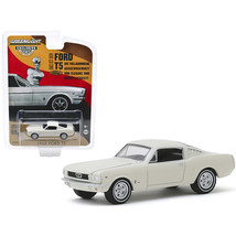 1965 Ford T5 White Hobby Exclusive 1/64 Diecast Model Car by Greenlight 30120 - $10.99