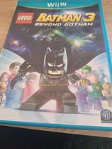 Nintendo Wii U LEGO Batman 3: Beyond Gotham image 1