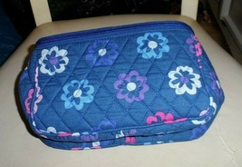 Vera Bradley Travel cosmetic in Ellie Flowers - $25.00
