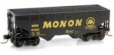 Primary image for Micro Trains 05500370 Monon 33' Hopper 41501