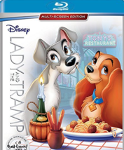 Disney Lady And The Tramp Signature Collection [Blu-ray+DVD, 2018]