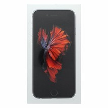 Apple iPhone 6s Plus Box Only w/ Tray and Manual - NO PHONE - Gray - 128GB - $7.79