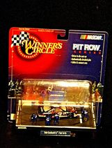 Winner's Circle NASCAR Pit Row Series Right Side Up#3 blue Dale Earnhardt Jr. image 3