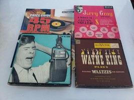 Record Lot-11 Records-3 boxed lots and price guide book. Jerry Gray-Wayn... - £22.91 GBP
