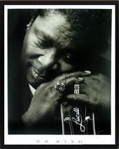 B. B. King Framed Poster 22x29 - $79.15