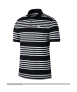 Nike Mens Court Dry Striped Tennis Polo 887493 X-Large - $38.36