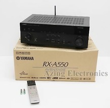 Yamaha Aventage RX-A550 5.1 Channel Network AV Receiver - $349.99