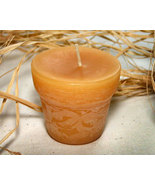 Circle E Candle  4 oz. Jumbo Votive Apple Strudel - $3.95