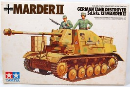 1/35 German Tank Destroyer Sd.kfz.131 Marder II  Kit No MM160 Series No... - $24.75