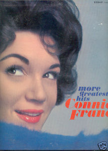 Primary image for Connie Francis LP More Greatest Hits