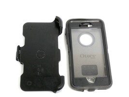 "Authentic OtterBox Defender For iPhone 7 & iPhone 8 (4.7"") Case w/ Holster Clip - $13.32"