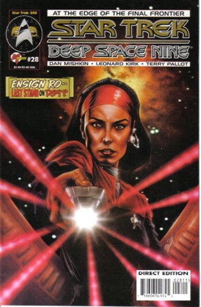 Star Trek Starfleet Academy Comic Book #8 Marvel 1997 NEAR MINT NEW UNREAD