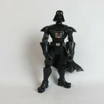 DARTH VADER Hasbro LFL w/ Cape 2005 8in figurine  - $19.00
