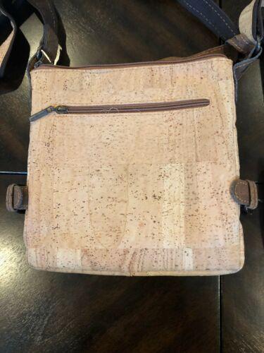 ARTELUSA CORK 2 Tone Purse with Corkor wallet image 4