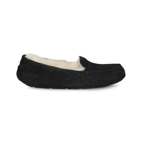 390387309697 UGG ANSLEY MILKY WAY BLACK SLIP ON MOCCASINS SHOES WOMEN S SLIPPERS SIZE US  10 -  89.99 · Advanced search for Ugg Australia Slipper