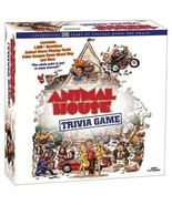 Animal House Trivia Game, Draw Cards, Roll Dice & Do Tasks, USAopoly, NEW - $13.85