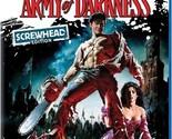 Army of Darkness Screwhead Edition [Blu-ray]