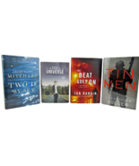 4 Novels: Two If By Sea, At The Edge of The Universe, The Beat Goes On, ... - $15.41
