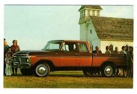 Ford 1977 F-150 Supercab Postcard - $17.87
