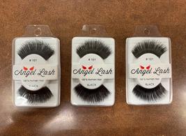 Angel Lash #101-3 pairs 100% Human Hair - $9.50