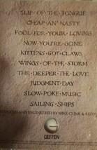 Slip of the Tongue by Whitesnake Cd image 2