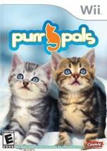 Purr Pals - Nintendo Wii [video game] - $10.49