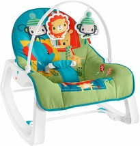 Fisher-Price Infant-to-Toddler Rocker - Colorful Jungle, Baby Rocking Ch... - $38.00