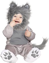 Infant/Toddler Lil' Wolf Cub Costume - 12/24mo - $40.29