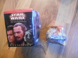 Old Vintage 1991 Star Wars Episode I Phantom Menace Jar Jar Binks Squish... - $9.99