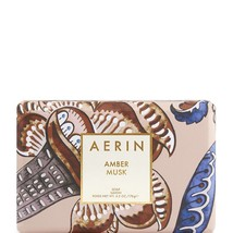 AERIN Amber Musk Perfume Bar Soap for Woman Estee Lauder 6.2oz 176g NeW - $26.55