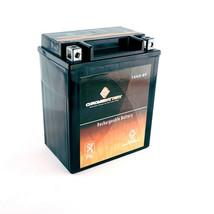 YTX14AH-BS Atv Battery For Yamaha YFM25 Bear Tracker 250CC 1999-2004 - $45.72