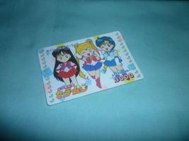 OFFICIAL JAPAN SAILOR MOON  VINTAGE REGULAR CARD  CUTE PETITE - $8.00