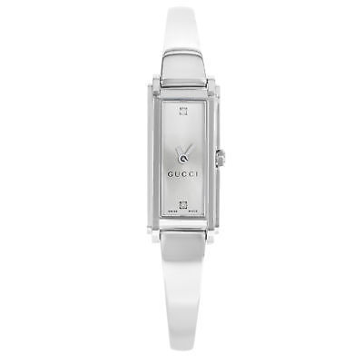 0fdda8d61e5 Gucci G-Line Silver Dial Stainless Steel and 13 similar items