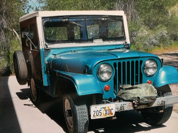 1964 Jeep For Sale In Bonita, CA 84713