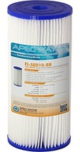 APEC Water Systems FI-SED10-BB Whole House Replacement Filter, White - $28.13