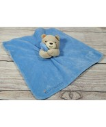 "Magic Years Plush I Love Mommy Teddy Bear Lovey Security Blanket Blue 12"" - $14.54"