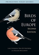 Birds of Europe: Second Edition (Princeton Field Guides) [Paperback] Lar... - $8.71