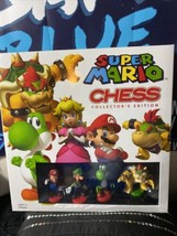Super Mario Chess Collectors Edition Game Complete / Mint - $33.65