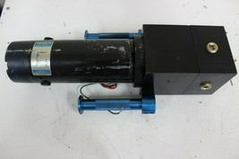 Leeson M1130359.10 Direct Current Permanent Magnet Motor New image 1