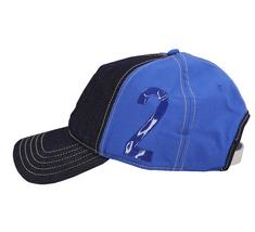 True Religion Men's Raised Horseshoe Logo Baseball Hat Sports Strapback Cap image 5