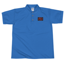 San Francisco t-shirt / 49ers t-shirt / Embroidered Polo Shirt image 5