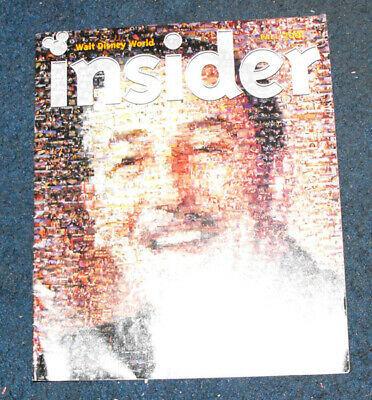 Walt Disney World The Insider Fall 2001