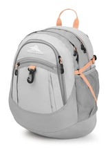High Sierra Fatboy Backpack, Silver/Ash/Sand Pink - $57.34 CAD