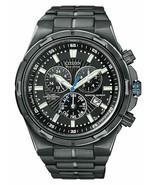 New Mens Citizen Eco-Drive BL5435-58E Perpetual Calendar Alarm Chronogra... - $399.99