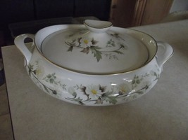 Royal Doulton Clairmont oval covered serving bowl 1 available - $29.65