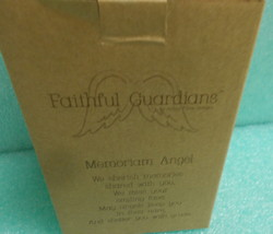 "About Face Designs Faithful Guardian ""Memoriam Angel"" #130485 UPC:672649... - $14.85"
