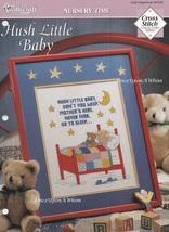 Hush Little Baby, The Needlepoint Shop Cross Stitch Pattern Leaflet 967029 - $2.95