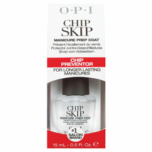 OPI CHIP SKIP  NWT Nail Preventor Prep Coat Polish Lacquer FULL SIZE - $9.89