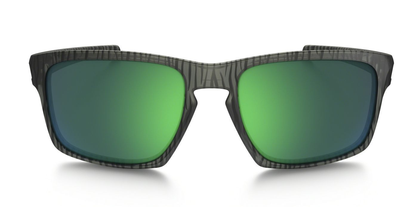 New Oakley Sunglasses OO9269-08 Sliver Asia Fit JADE IRIDIUM Gray Lens Fast Ship